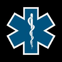 Star of Life vector logo