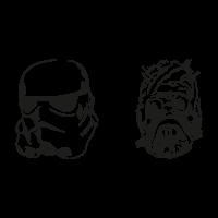 Star Wars vector