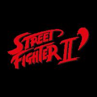 Street Fighter II vector logo