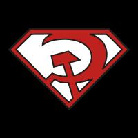 Superman Red Son vector logo
