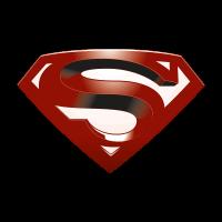 Superman return vector logo