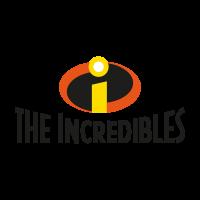The Incredibles vector logo