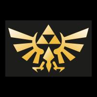 The Legend of Zelda vector logo
