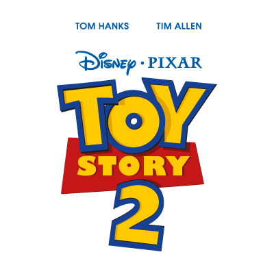 Toy Story 2 vector logo
