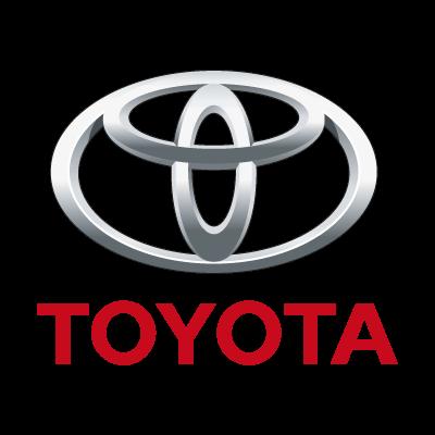 Toyota 3D vector logo