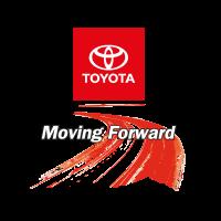Toyota Moving Foward vector logo
