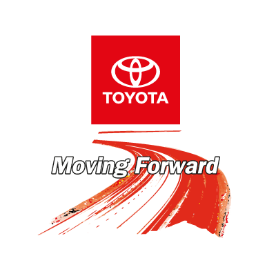Toyota Moving Foward vector logo