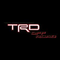 TRD Off Road vector logo