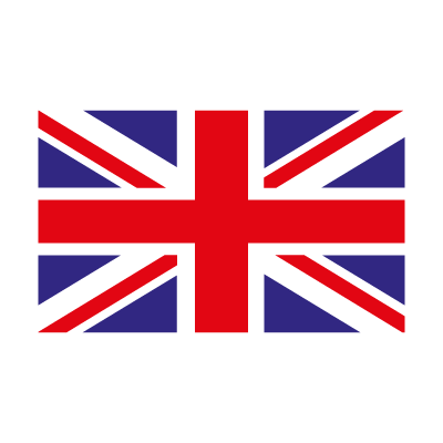 Flag of United Kingdom vector logo