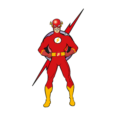 theflash vector (.eps, .ai, .cdr, .pdf, .svg) free download