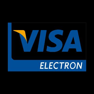 Visa electron new vector logo