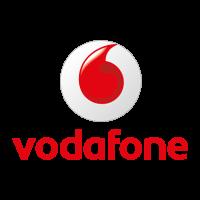 Vodafone (.EPS) vector logo