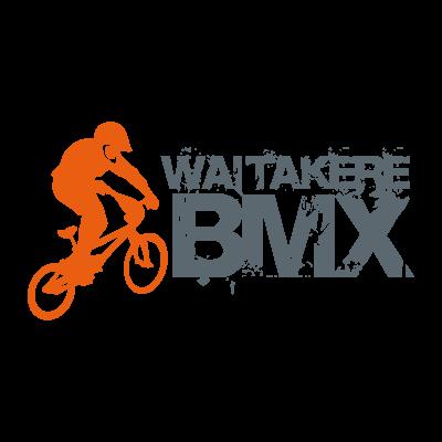 Waitakere BMX vector logo