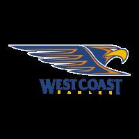 West Coast Eagles vector logo