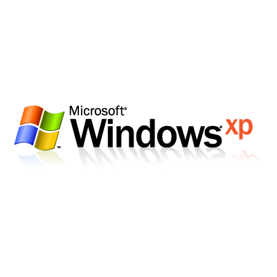 Windows XP Original vector logo