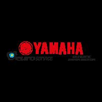 Yamaha Euro Service vector logo