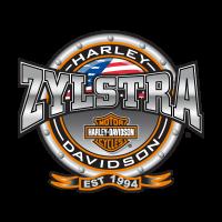 Zylstra Harley-Davidson vector logo