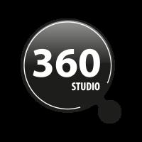 360 studio vector logo