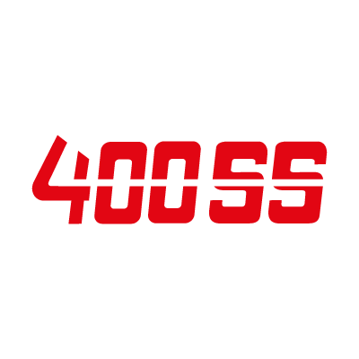 400 ss chevrolet vector logo