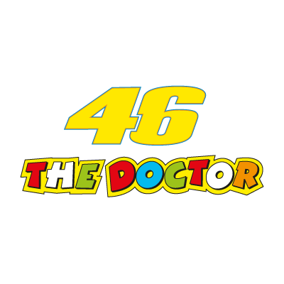 46 the doctor vector logo