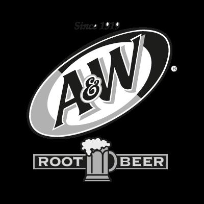 A&W Root Beer vector logo