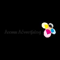 Access Advertising vector logo
