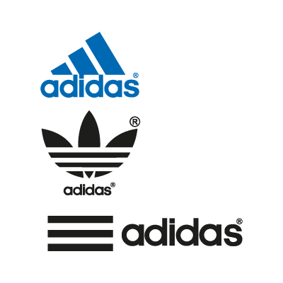adidas logo vector free download