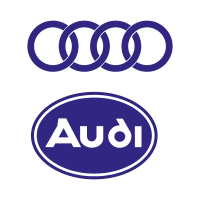 Audi Auto vector logo