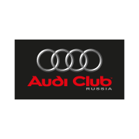 Audi Club vector logo