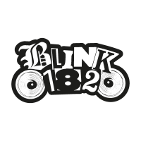 Blink182 vector logo