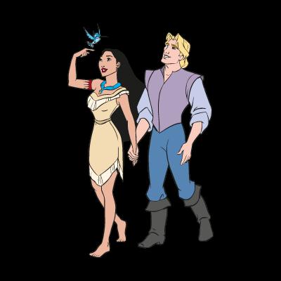 Disney's Pocahontas vector