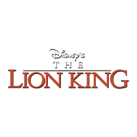 Disney's The Lion King vector logo