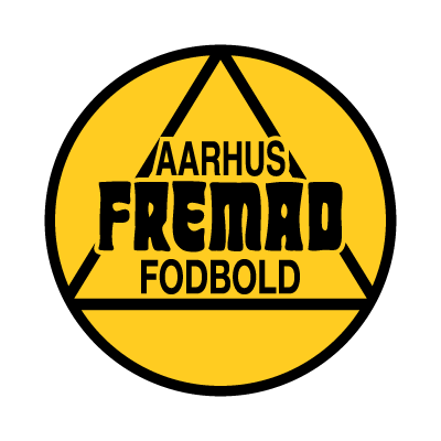 Aarhus IC Fremad vector logo