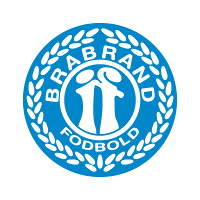 Brabrand IF vector logo