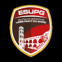 ES Uzes Pont du Gard (2013) vector logo