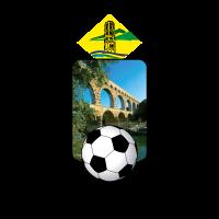 ES Uzes Pont du Gard (Old) vector logo