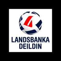 Landsbankadeild (1912) vector logo