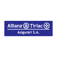 Allianz Tiriac SA vector logo