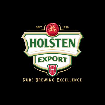 Holsten Export Beer vector logo
