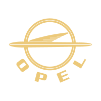 Opel (1954-1964) vector logo