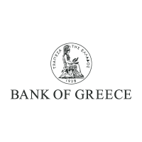 Bank of Greece vector logo