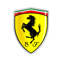Ferrari Emblem vector logo