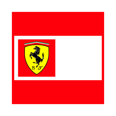 Ferrari Team 2004 vector logo