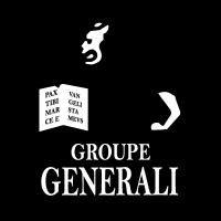 Groupe Generali Black vector logo