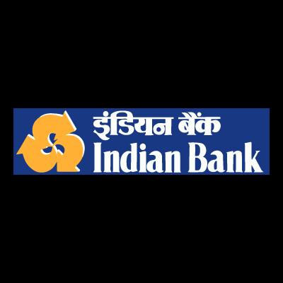 Indian Bank vector logo