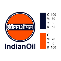 Indian Oil Company vector logo