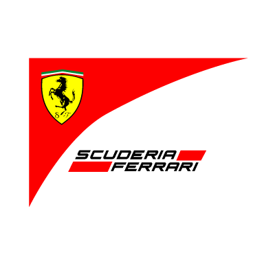 scuderia ferrari vector logo. Black Bedroom Furniture Sets. Home Design Ideas