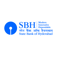 State Bank of Hyderabad vector logo