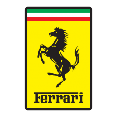 ferrari logo vector. Black Bedroom Furniture Sets. Home Design Ideas